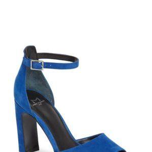 Marc Fisher LTD Harlin Ankle Strap Sandal